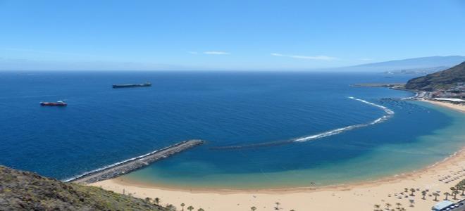 Teresitas Beach, Tenerife