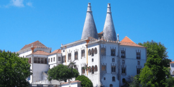 Palace of Sintra Portugal