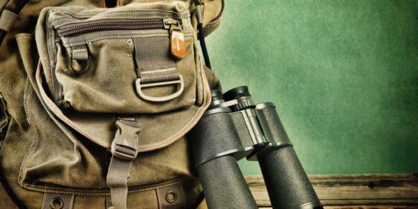Items to bring during a Safari