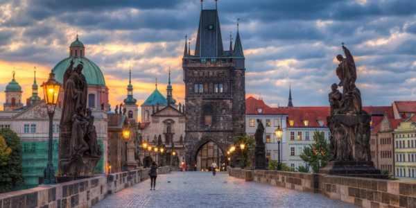 Malostranské náměstí Tower in Prague