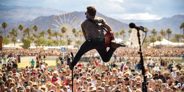 The best music festivals to visit while on vacation
