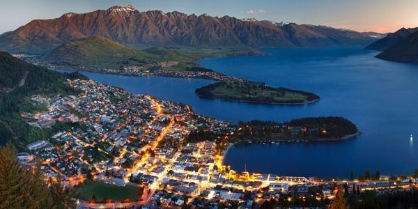 Lake Wakatipu Otago