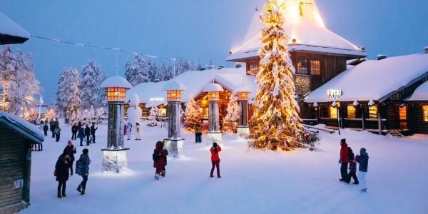 Santa Fest, Finland