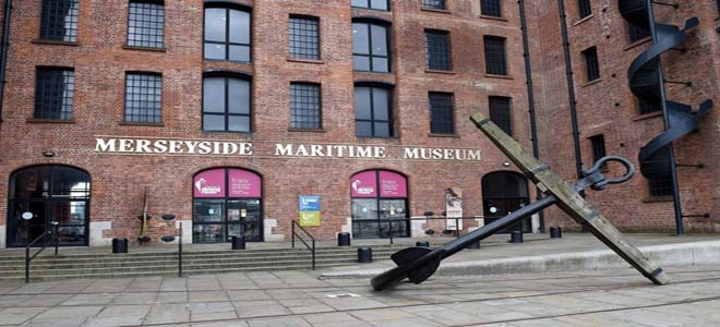 The Maritime Museum of Liverpool