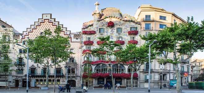 Batlló House, Barcelona