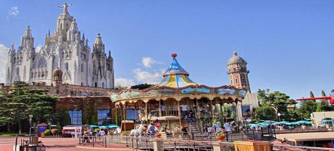 Tibidado park, Barcelona