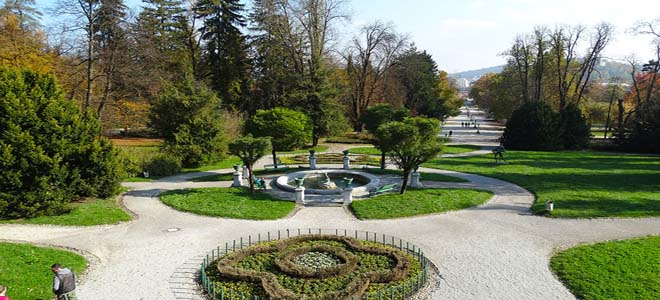 The Tivoli Park