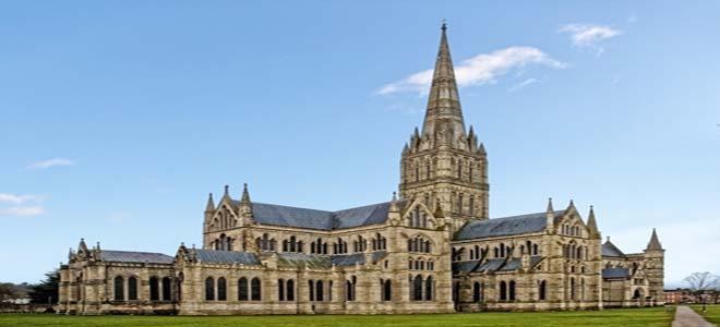 Salisbury Medieval Cathedral