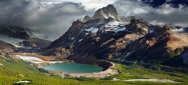 Mount Fitz Argentina