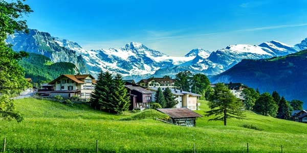 What is the most beautiful city in Switzerland?