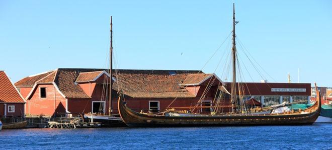 Haugesund in Norway