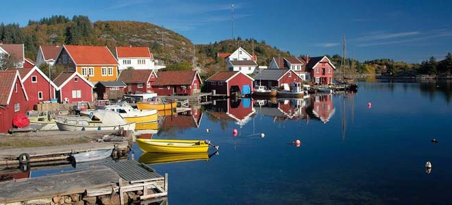 Kristiansand in Norway