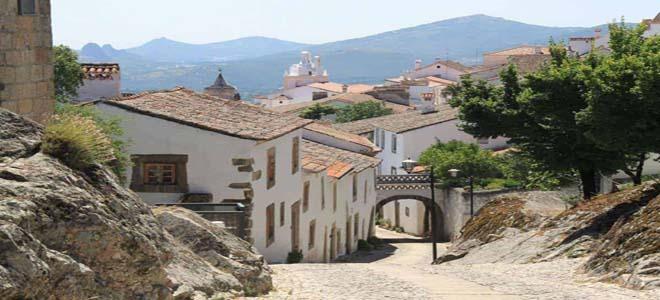 Old town in Alentejo