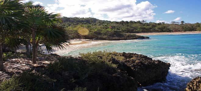 Maguana Beach in Cuba