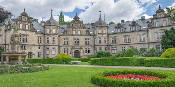 20 most beautiful German castles and palaces
