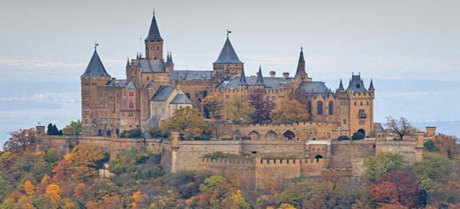 Hohenzollern Castle, Bisingen