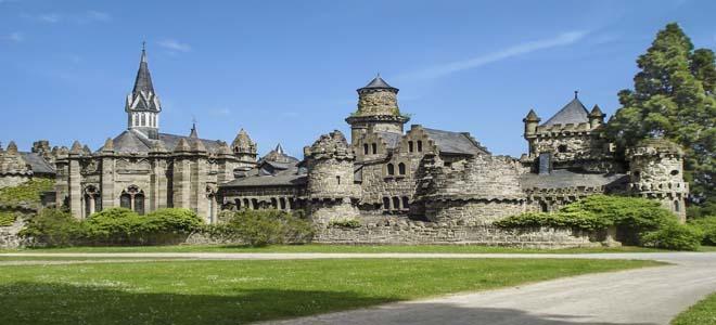 Löwenburg Castle, Kassel