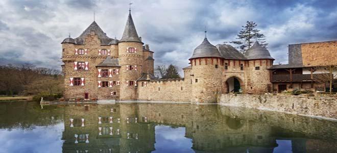 Satzvey Castle, Mechernich