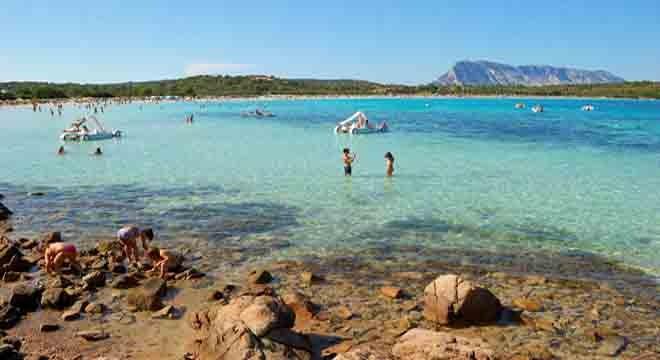 Brandinchi beach, Sardinia