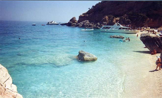 Mariolu beach, Sardinia
