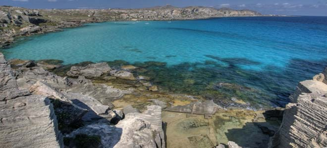 Rossa beach, Sicily