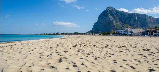 San Vito lo capo beach, Sicily