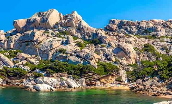 Spinosa beach, Sardinia