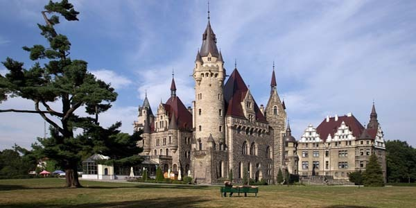 Moszna Castle – Everything you need to know
